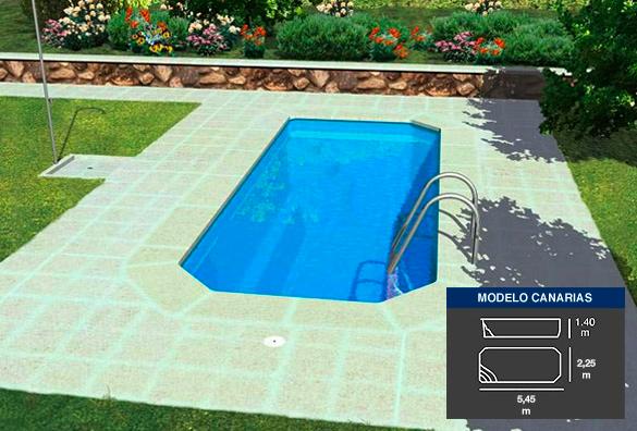 Canarias piscinas coinpol - Fabricacion de piscinas ...