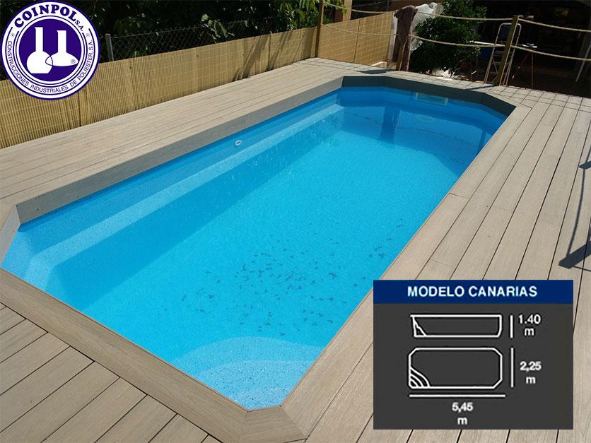 Venta de piscinas de poliester 8