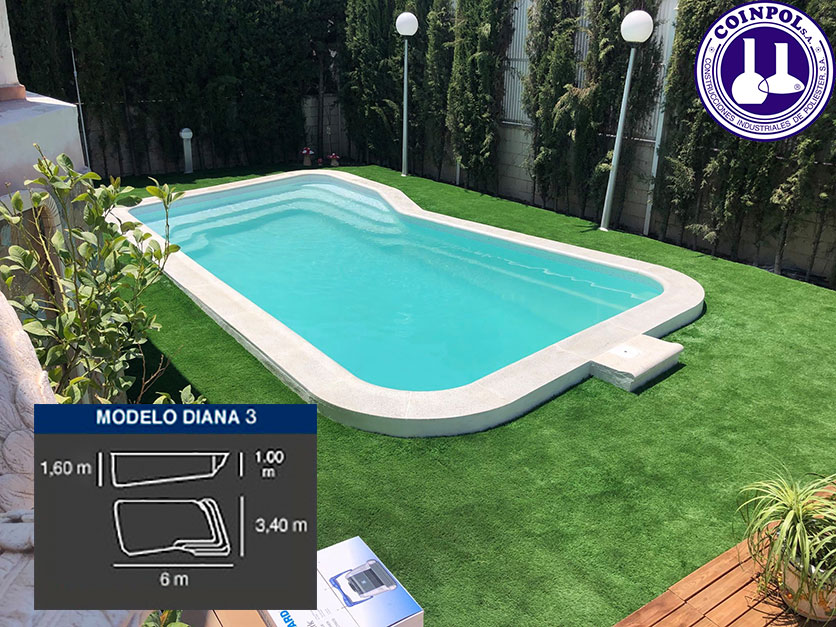 Venta de piscinas de poliester 12