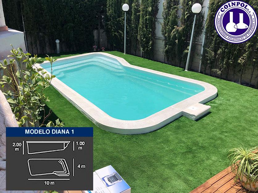 Venta de piscinas de poliester 14