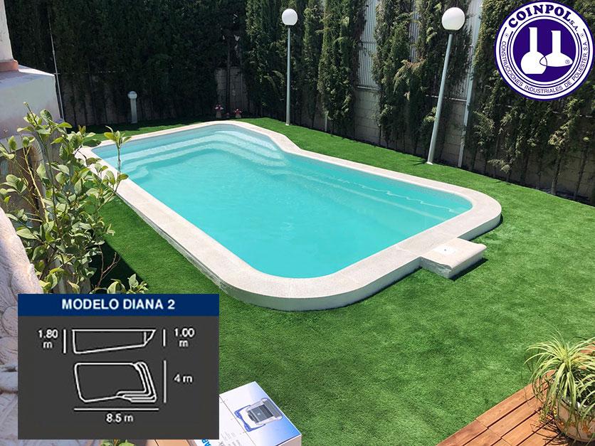 Venta de piscinas de poliester 13