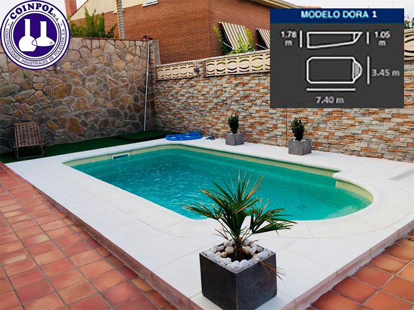 Venta de piscinas de poliester 3
